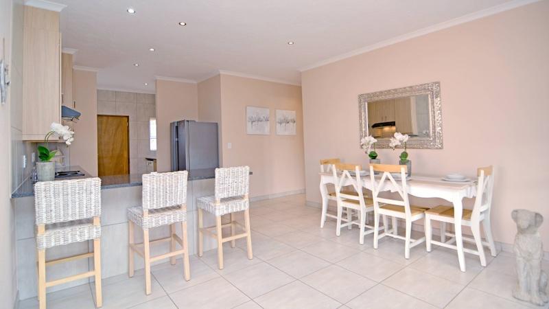 Interior / Dining area
