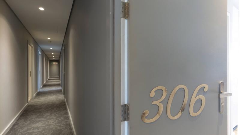 Unit 306 entrance