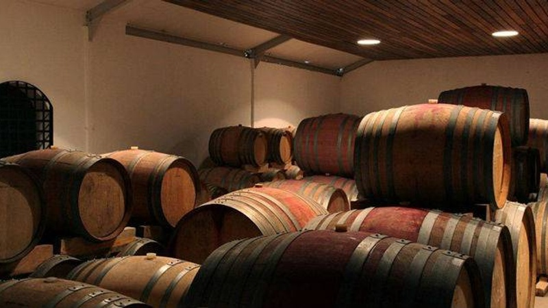 L'Huguenot Wine Cellar
