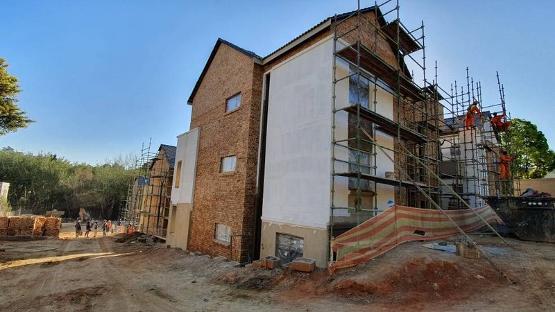 Crofton Park building progress