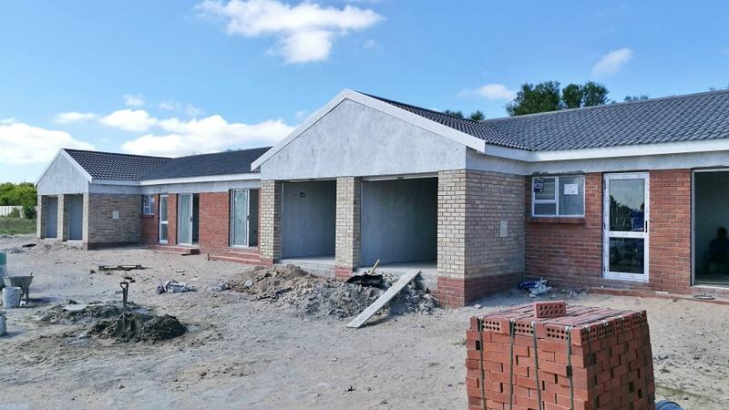 Exterior / Building progress