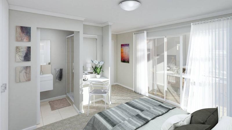Type 3 / Bedroom