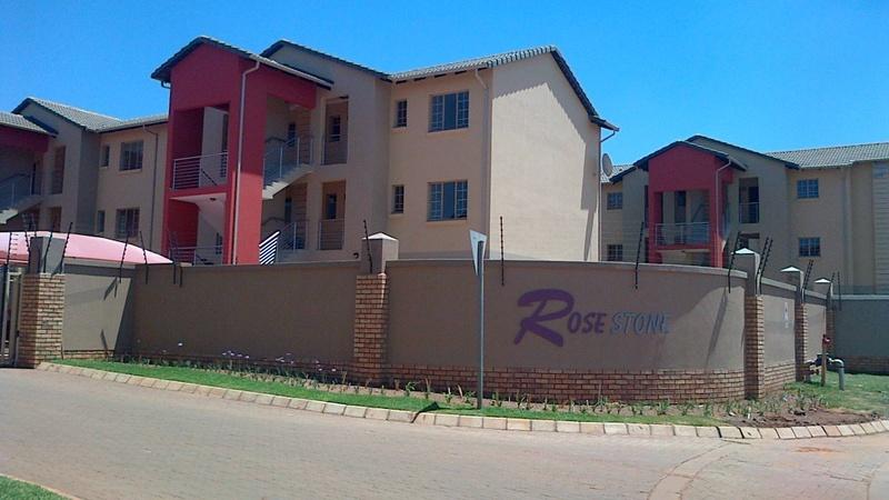 Rose Stone - Entrance