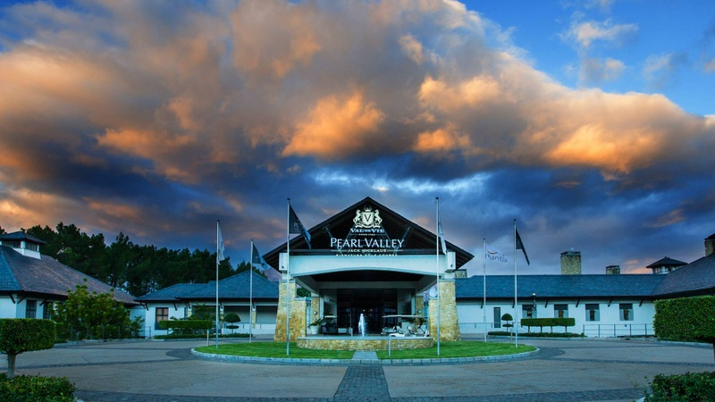Pearl Valley Entrance