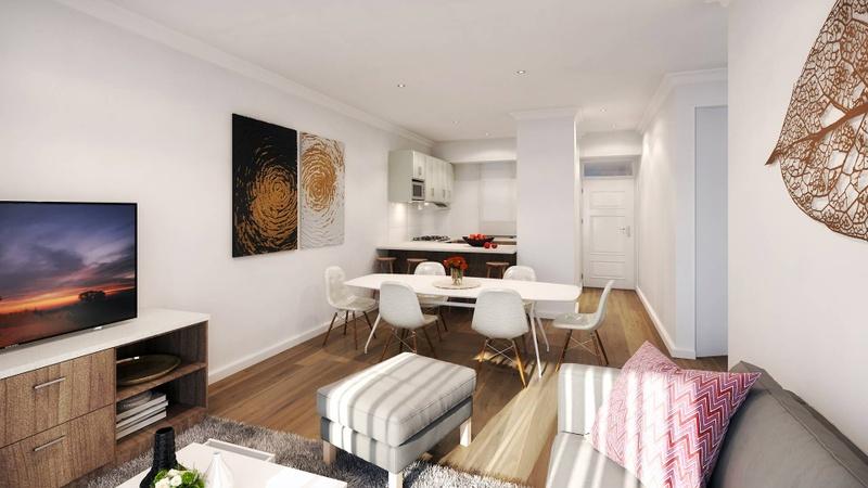 De Plattekloof Lifestyle Estate - Luxury Apartments Overview