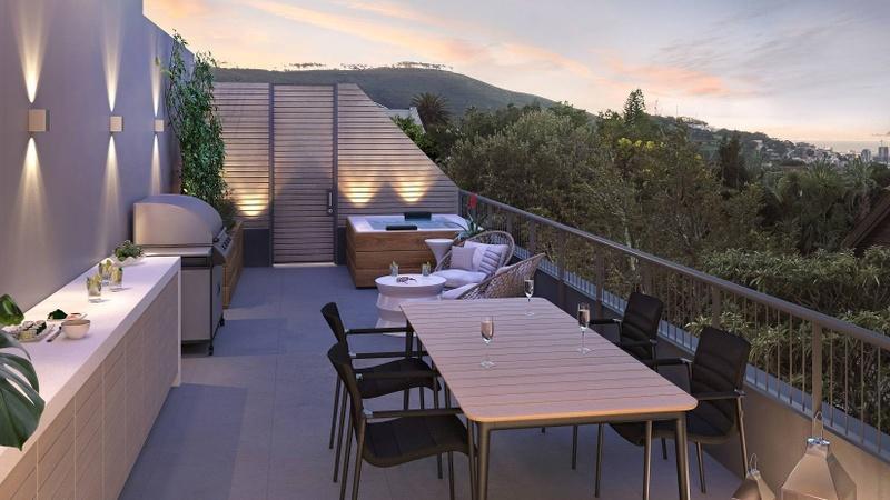 3rd Floor Penthouse Suite Terrace