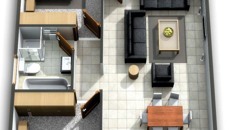 Artist Floor Plan - Type B