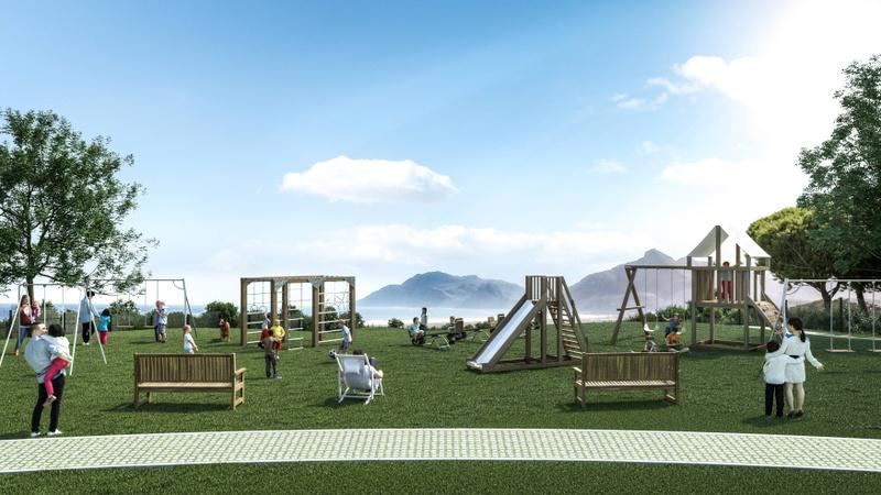 Ocean View Playground
