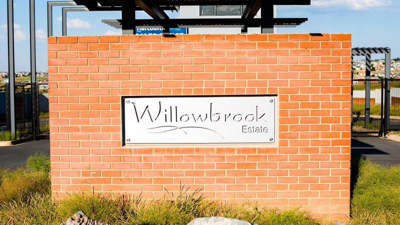 Willowbrook entrance