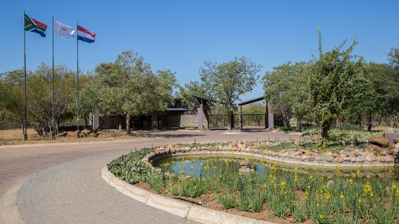 Zandspruit Entrance area