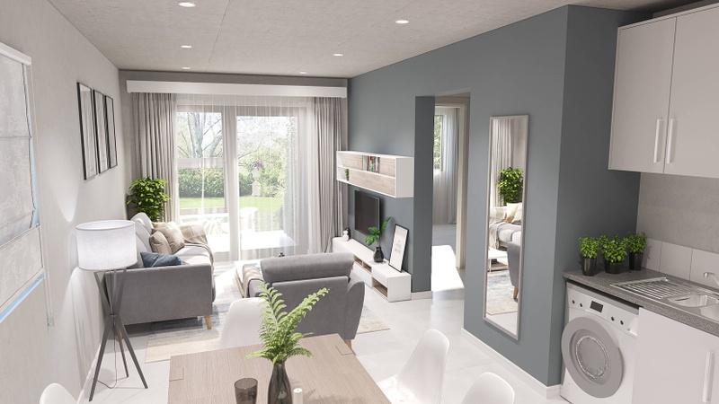 2 Bedroom Lounge Interior