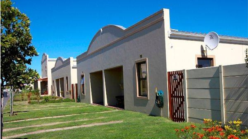 Single storey homes at Bardale Village