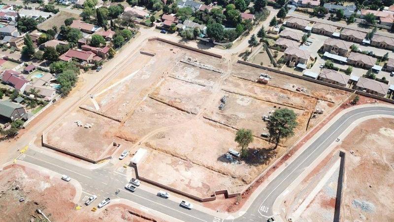Aerial site image