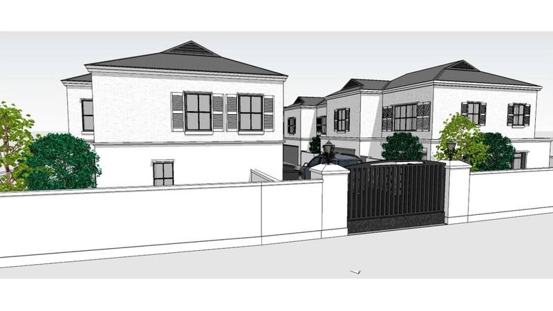 Sailsbury Road exterior examples