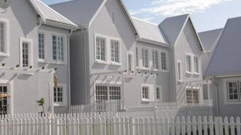 Cape Style Duplexes
