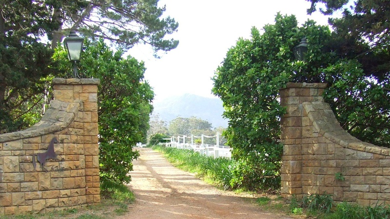 Equestrian facilities nearby