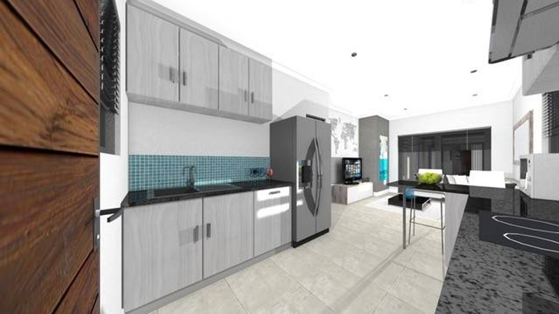 Oaklane Corner - Kitchen 2