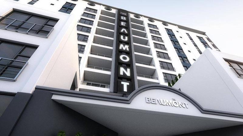 The Beaumont - Entrance