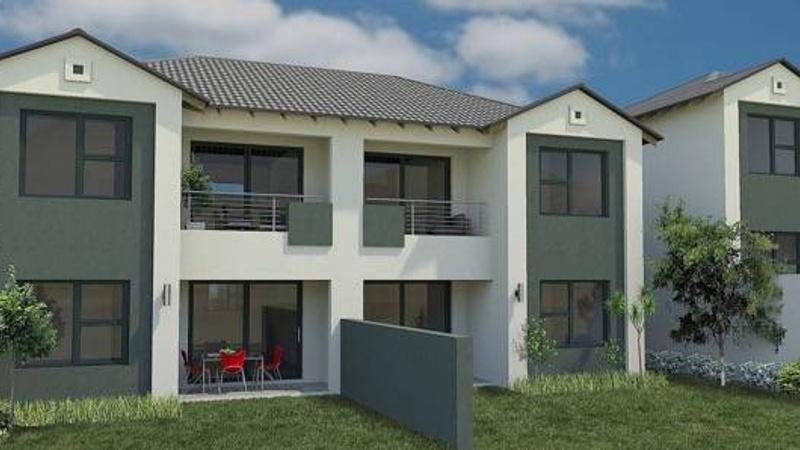 Exterior - Garden option