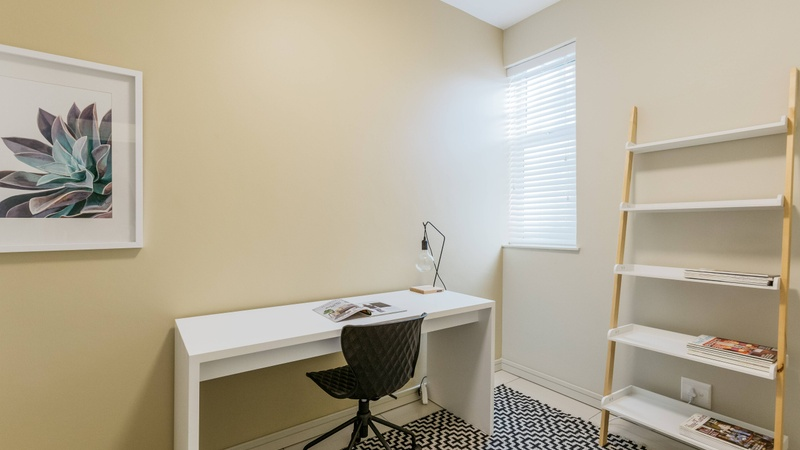 2nd bedroom / Office