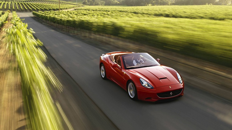 Ferrari California 30 Convertible