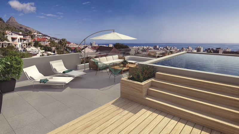 Exerior Roof Terrace