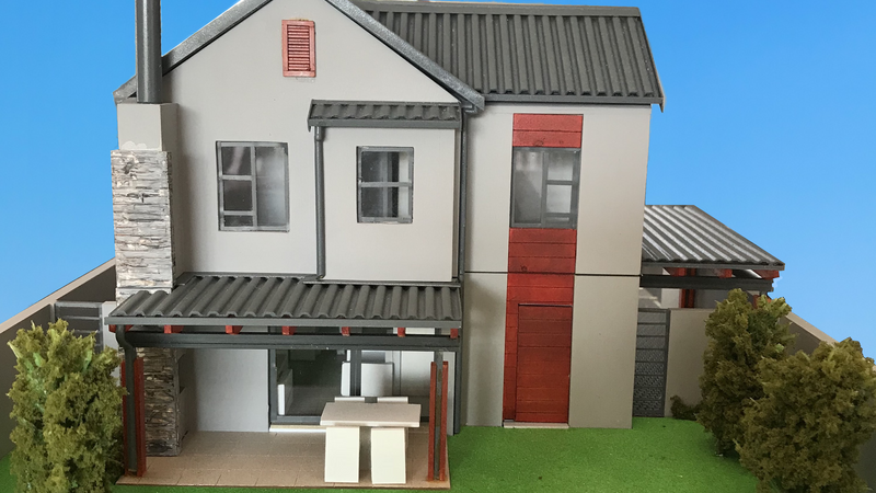 Bella Vie 3D model unit design