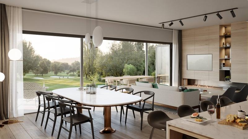 Lounge, Dining