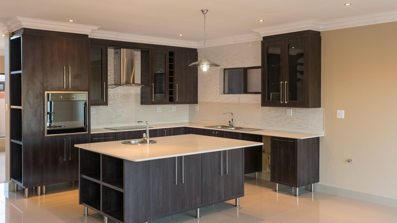Kitchen (4 bed unit)