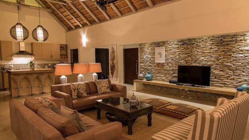 Thatch Livingroom