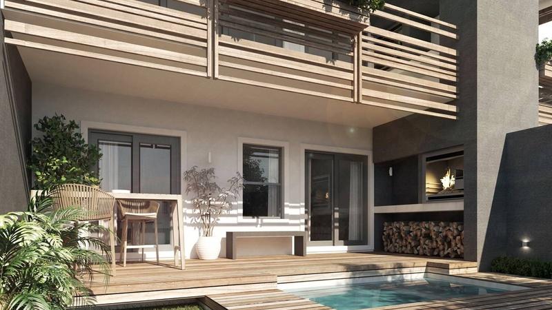 Private deck / Balcony