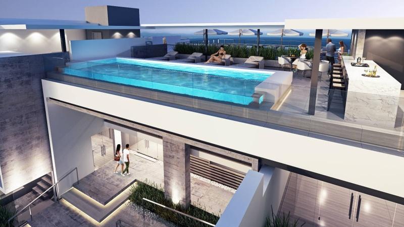 Entrance / Swimming pool / Entertainment area