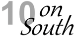 10 on South logo