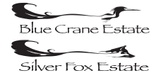 Blue Crane & Silver Fox Estate logo