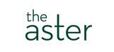 The Aster logo