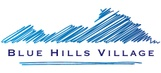 Blue Hills Village logo