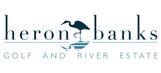 Heron Banks Golf and River Estate logo