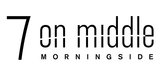 7 On Middle logo