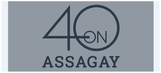40 On Assagay logo