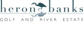 Heron Banks Golf and River Estate logo