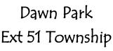 Dawn Park Ext 51 logo