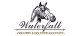 Waterfall Equestrian Estate logo