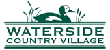 Waterside Country Village logo