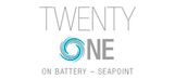 21 On Battery logo