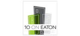 10 on Eaton logo