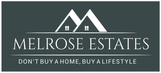 Melrose Estates logo