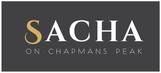 Sacha on Chapmans Peak logo