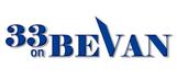 33 On Bevan logo