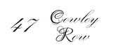 Cowley Row logo
