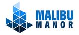 Malibu Manor logo